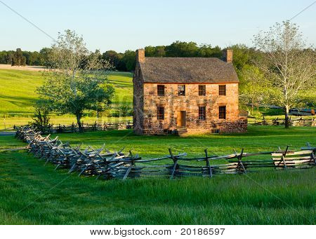 Old Stone House Manassas Battlefield