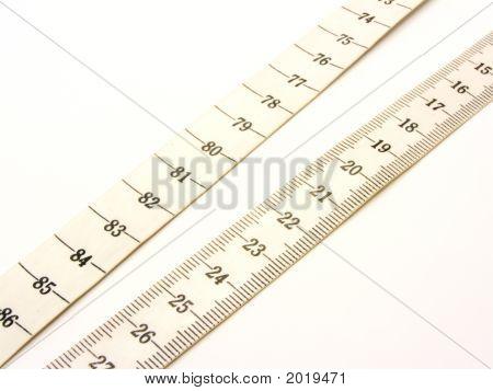 Plastic Measuring Ribbon