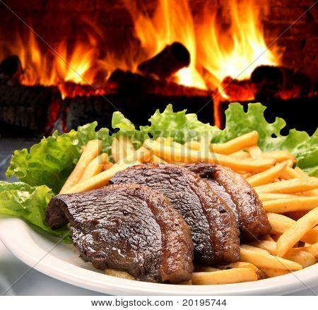 Filete de horno