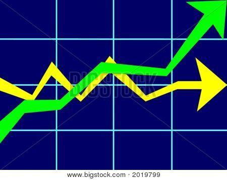 Bearish And Bullish Financial Market