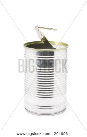 Ringpull Tin Can