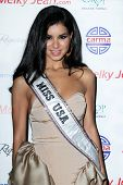 NEW YORK - JUNE 13: Miss USA Rami Fakih attends the 3rd annual Geminis Give Back at 1OAK on June 13,