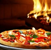 picture of oven  - Pizza oven - JPG