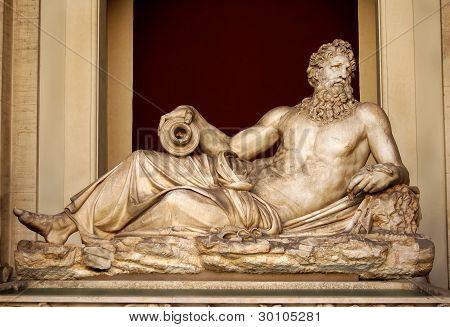 Zeus - Vatican Museum