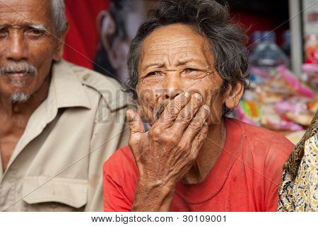 Old Balinese Men