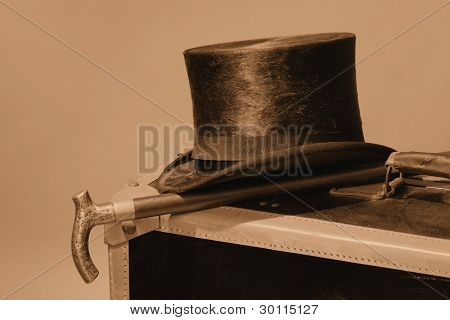 Top Hat and Cane 2