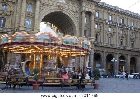Piazza Della Repubblica (Republic Square)