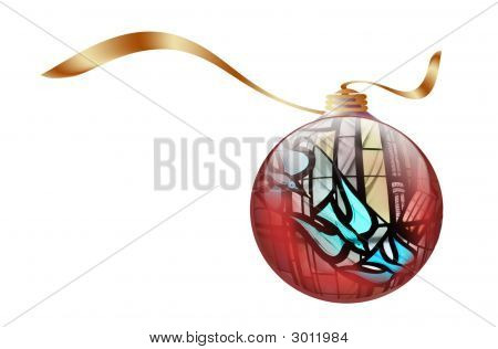 Stock Photo Illustration Of Christmas Ornament