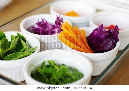 Vegetables Side Dishes