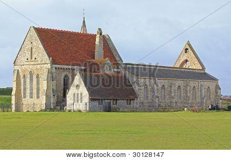 old garrison church, old portsmouth