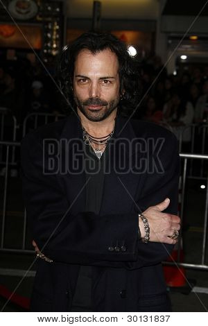 LOS ANGELES, CA - FEB 16: Richard Grieco at the premiere of Universal Pictures' 'Wanderlust' held at Mann Village Theatre on February 16, 2012 in Los Angeles, California