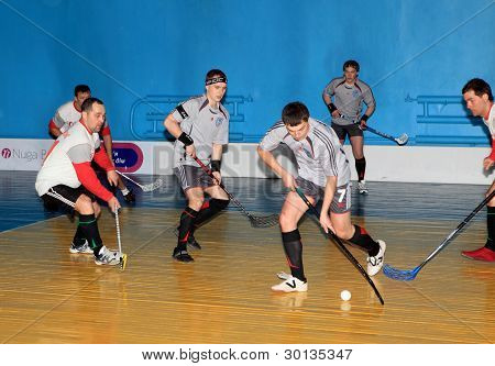 Floorball Championship Of Ukraine 2011-2012
