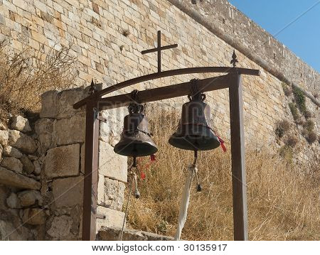 Church Bells Of Rethymno Fortress