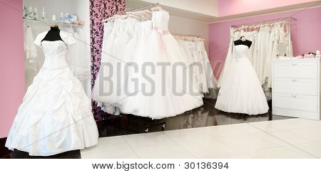 Wedding Store Panorama