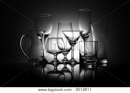 Glasses Cup