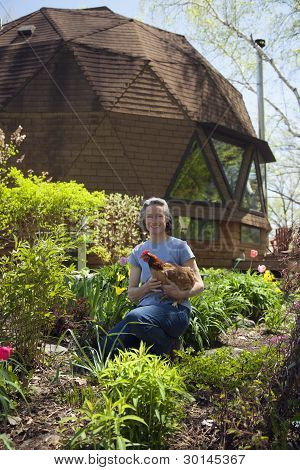 Raising Chickens At Home