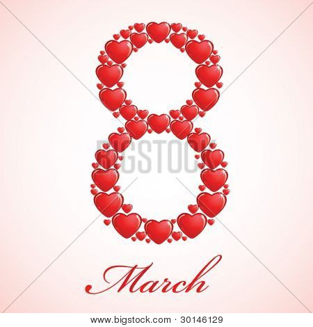 International woman's day-March 8th