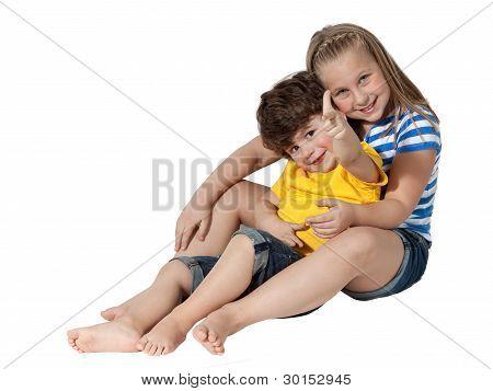Friendly Hug