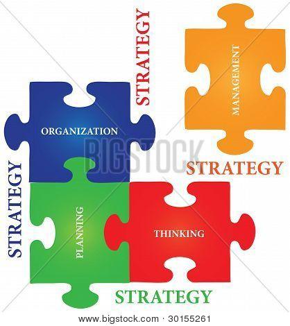Strategie Jigsaw puzzle