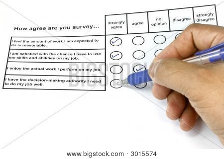 How Agree Are You Survey