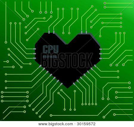 Corazón CPU