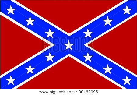 Confederate Flag of America