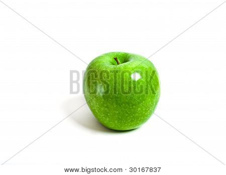 Juicy Green Apple