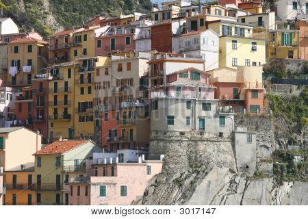 Colorful Italian Architecture