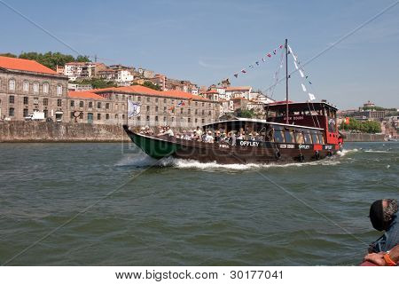 Rabelo Ship