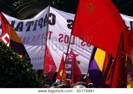 Protests against labour reform 6
