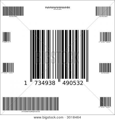 Barcodes Ten Samples