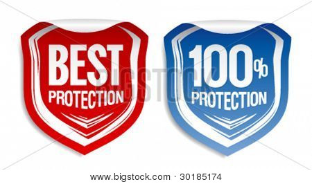 Best protection stickers set.