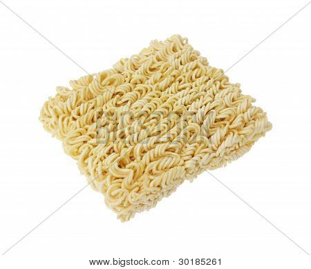 Dry Chow Mein Noodles