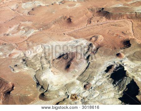 Sandy Utah Landscape.