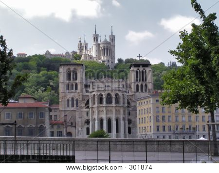 Cathedral Of Lyon