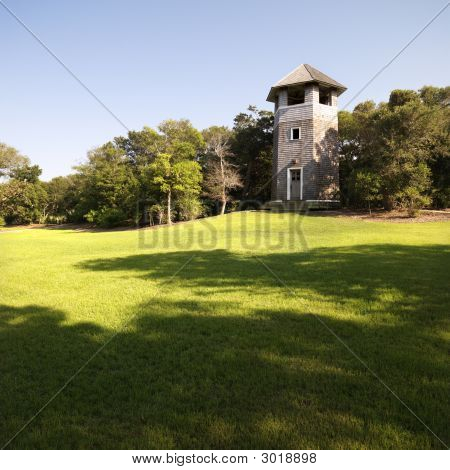 Lookout Tower.