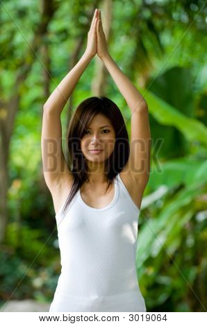 Yoga Outdoors