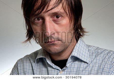 Artistic Male Portrait