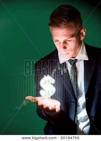 The Dollar Trader.