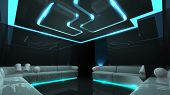 Electronic Luxury Room