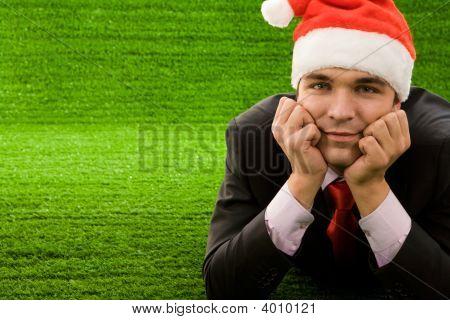 Handsome Santa