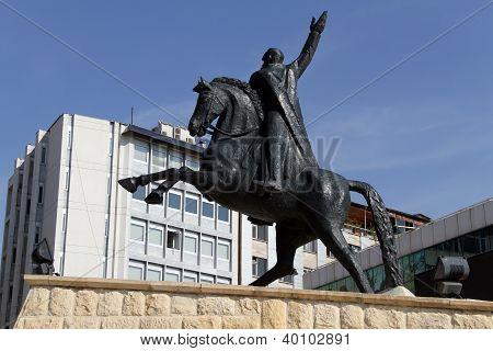 Monument Ataturk In Gaziantep