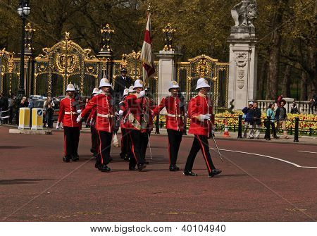 Changing Old Guards to New Guards