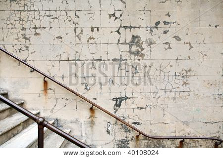 Escada velha