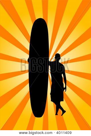 Retro_Style_Surfer