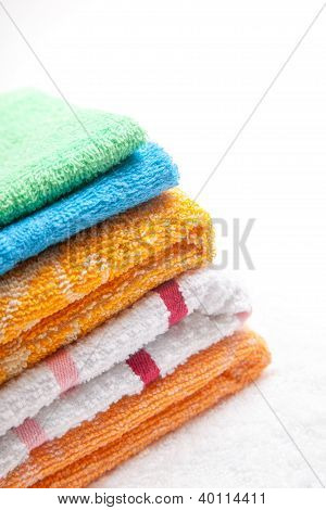 Collection of Towels