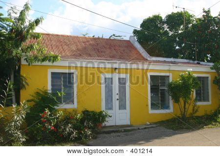 Little Yellow House