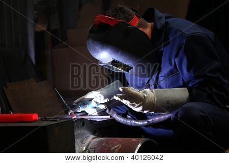 welders worker