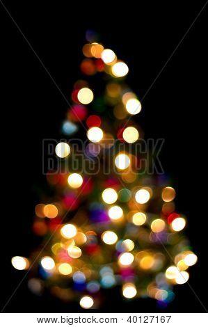 Iluminated Christmas Tree