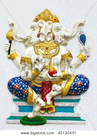 Dios hindú de Ganesha